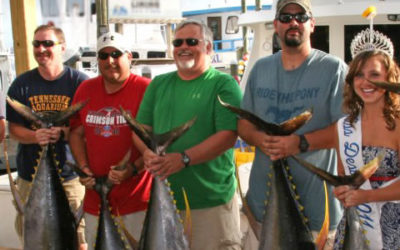 Spring Break Fishing in Destin
