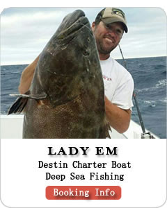 Deep Sea Fishing in Destin