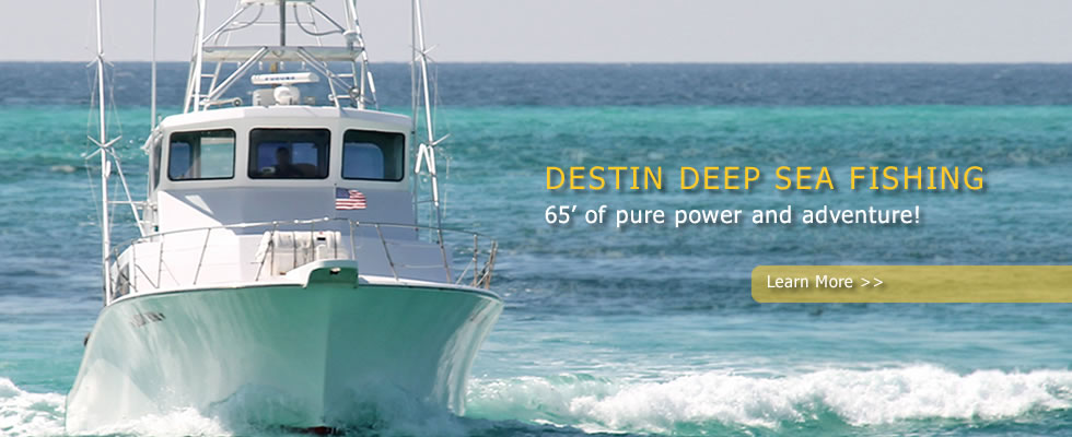 Destin charter boat lady em destin charter boat for Deep sea fishing in destin fl