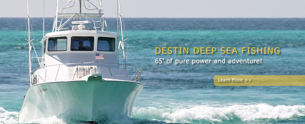 destin charter boat lady em destin charter boat