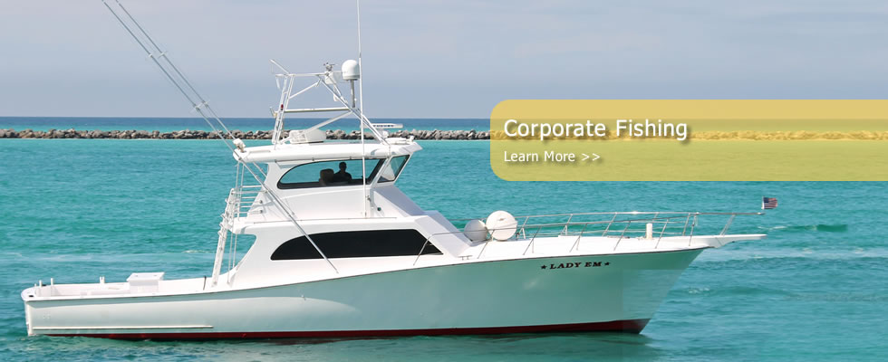 Destin Corporate Fishing